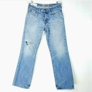 Abercrombie Fitch Mens Jean's Horton Straight